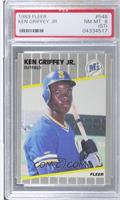 Ken Griffey Jr. [PSA 8 NM‑MT (ST)]