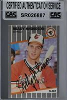 Brady Anderson [CAS Certified Sealed]
