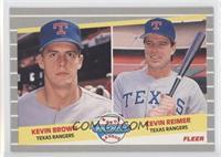 Kevin Brown, Kevin Reimer