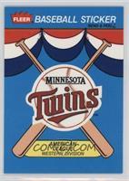 Minnesota Twins Team
