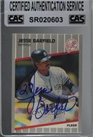Jesse Barfield [CASCertifiedSealed]