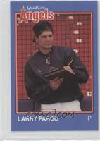 Larry Pardo