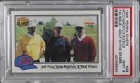 Jeff Pico, Greg Maddux, Paul Kilgus [PSA9MINT]