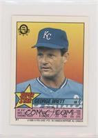 George Brett (Pedro Guerrero 40; Bill Swift 228)
