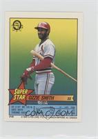 Ozzie Smith (Dennis Eckersley 167, Rey Quinones 224)