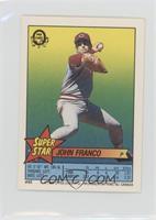John Franco (Alvin Davis 227)
