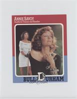 Annie Savoy