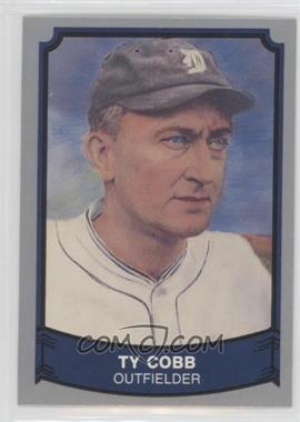 1989 Pacific Baseball Legends 2nd Series - [Base] #117 - Ty Cobb