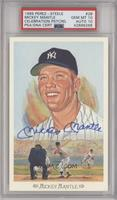 Mickey Mantle [PSA/DNA Certified Encased] #/10,000