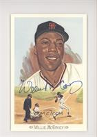 Willie McCovey /10000 [BAS Certified Beckett Auth Sticker]