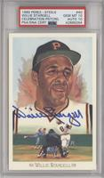 Willie Stargell [PSA/DNA Certified Encased] #/10,000