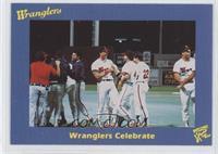 Wranglers Celebrate