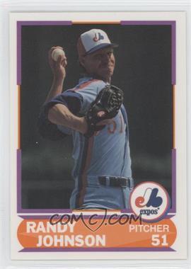 1989 Score - Factory Set Young Superstars II #32 - Randy Johnson