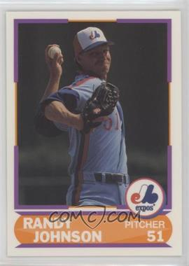 1989 Score - Factory Set Young Superstars II #32 - Randy Johnson