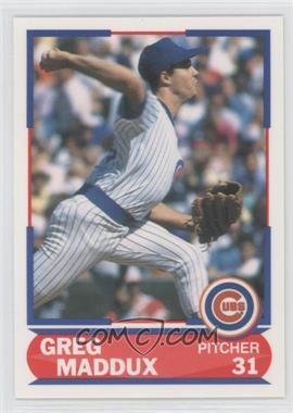 1989 Score - Young Superstars I #39 - Greg Maddux