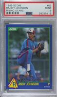 Randy Johnson [PSA 9 MINT]