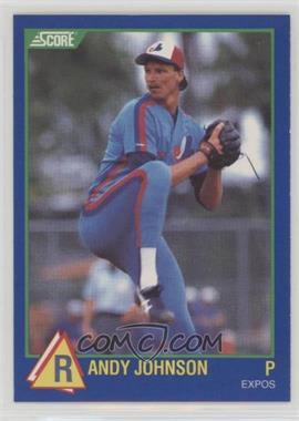 1989 Score 100 Hottest Rookies Box Set Base 63 Randy