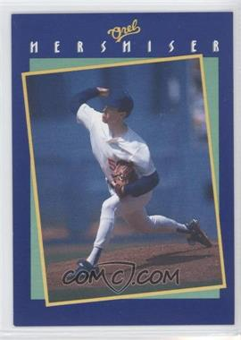 1989 Socko Tips From Orel Hershiser #NoN - Orel Hershiser (The Fastball) - Courtesy of COMC.com