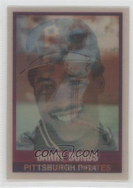 1989 Sportflics - [Base] #146 - Barry Bonds