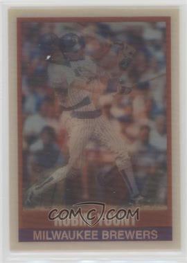 1989 Sportflics - [Base] #199 - Robin Yount
