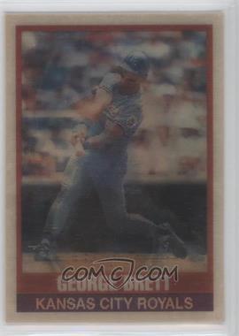 1989 Sportflics - [Base] #64 - George Brett