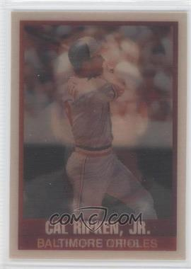 1989 Sportflics - [Base] #66 - Cal Ripken Jr.