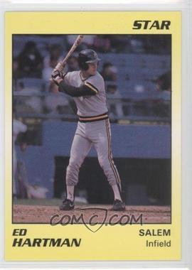 1989 Star Minor League - [Base] #94 - Ed Hartman