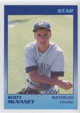 1989 Star Waterloo Diamonds - [Base] #32 - Scott McNaney