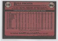 Bill Pecota