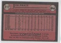 Joe Price