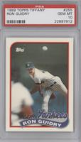 Ron Guidry [PSA 10]