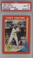 Tony Gwynn [PSA 10 GEM MT]