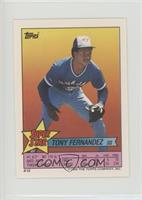 Tony Fernandez (Wally Joyner 183)