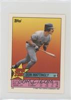 Don Mattingly (Todd Worrell 39, Kirk McCaskill 184)