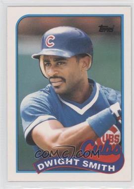 1989 Topps Traded Baseballcardpediacom