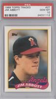Jim Abbott [PSA 10]