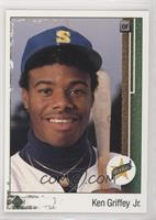 Ken Griffey Jr. (Chuck Crim and Thad Bradley Overprints) [Good to VG&…