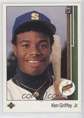1989 Upper Deck - [Base] #1 - Ken Griffey Jr.