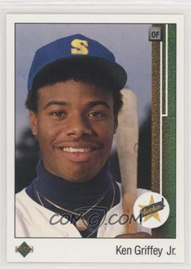 1989 Upper Deck - [Base] #1 - Ken Griffey Jr.