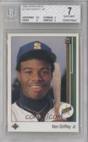 Ken Griffey Jr. [BGS 7 NEAR MINT]