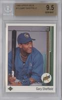 Gary Sheffield (Right Side Up SS on Front) [BGS 9.5 GEM MINT]