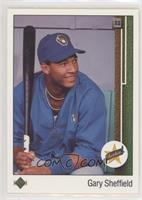 Gary Sheffield (Right Side Up SS on Front) [EXtoNM]