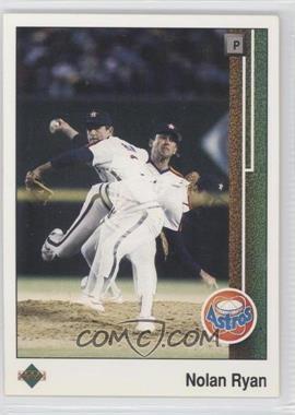 1989 Upper Deck - [Base] #145 - Nolan Ryan