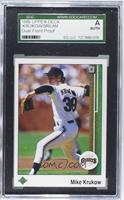 Mike Krukow, Sid Bream [SGC AUTHENTIC]