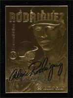 Alex Rodriguez (Black Signature) #/10,000