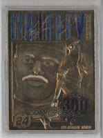 Ken Griffey Jr. (Blue Name, Homerun 300 Overstrike) /1998