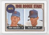 Nolan Ryan, Jerry Koosman