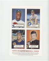 Darryl Strawberry Atlanta Braves Baseball Cards