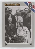 1939 Centennial (Nap Lajoie, George Sisler, Walter Johnson, Connie Mack, Cy You…