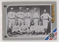 Cincinnati Red Stockings Team